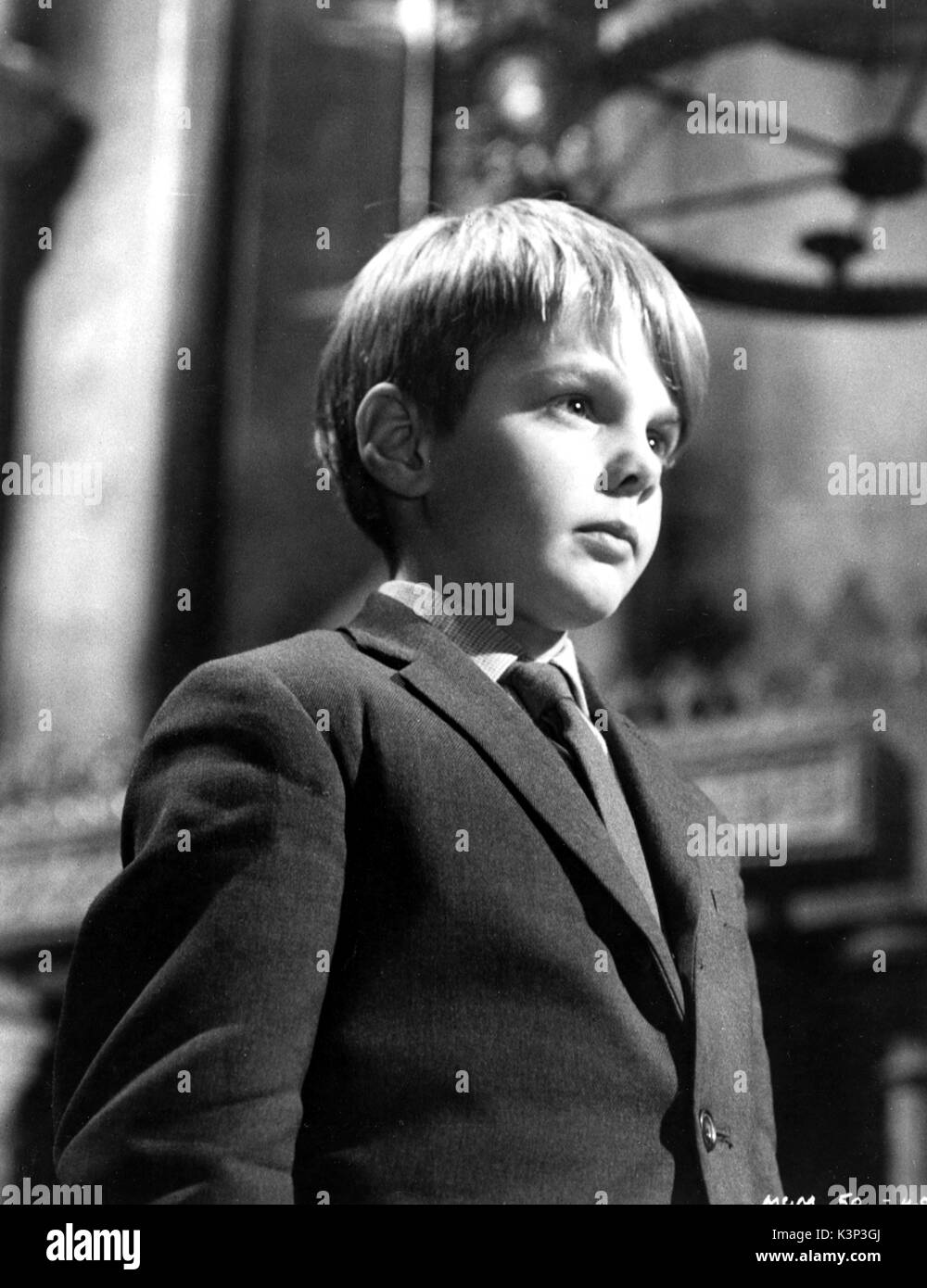 CHILDREN OF THE DAMNED [BR 1964] CLIVE POWELL     Date: 1964 - Stock Image