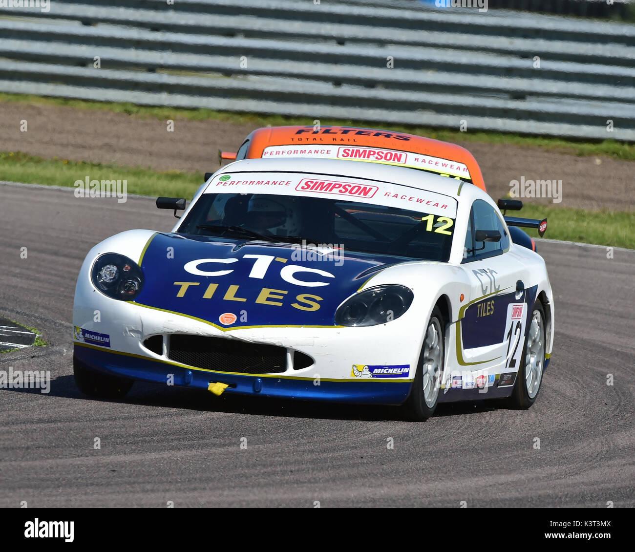 Luke Browning, Richardson Racing, Ginetta G40 Junior, Ginetta Junior ...