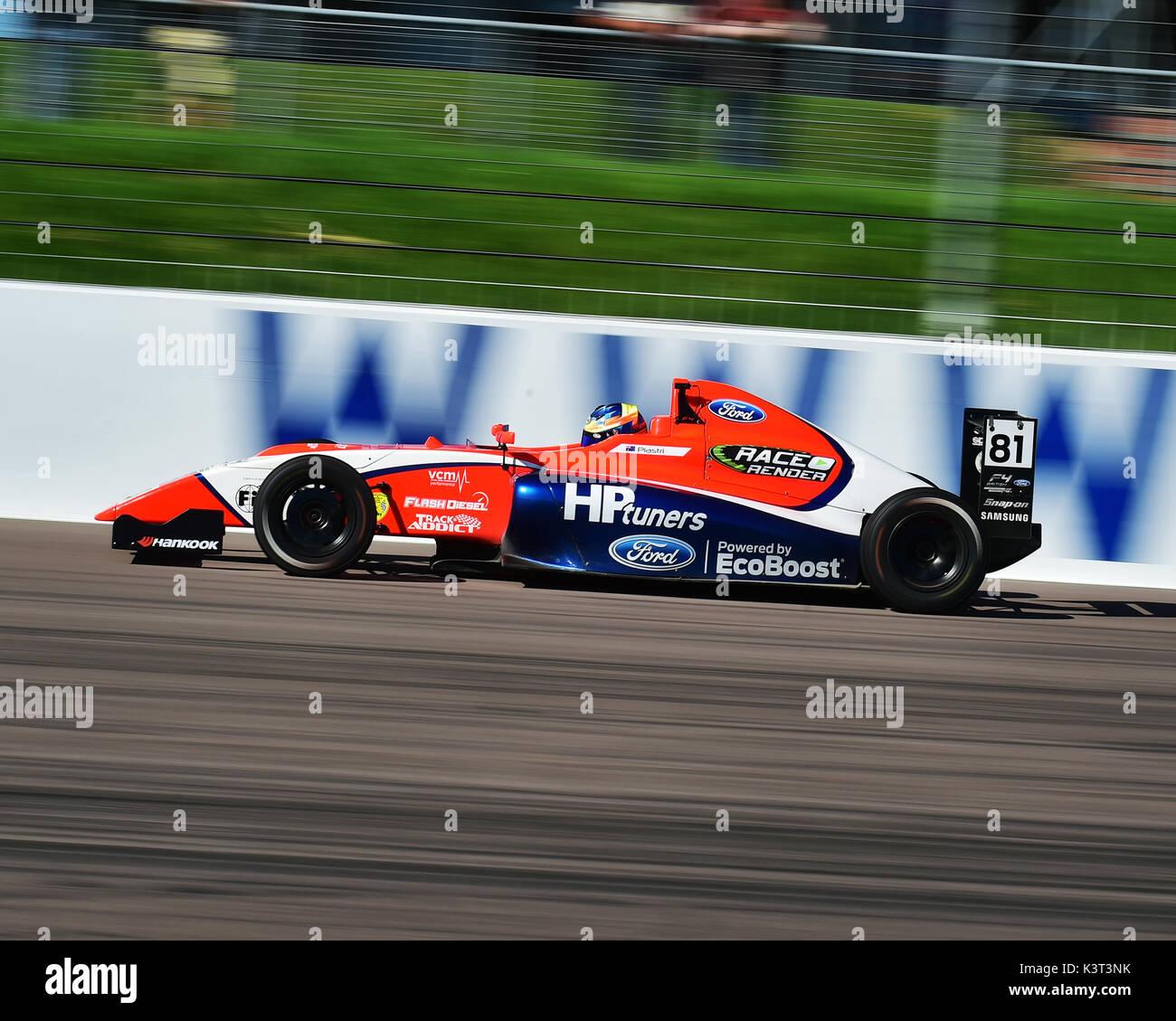 Arden Motorsport Stock Photos & Arden Motorsport Stock
