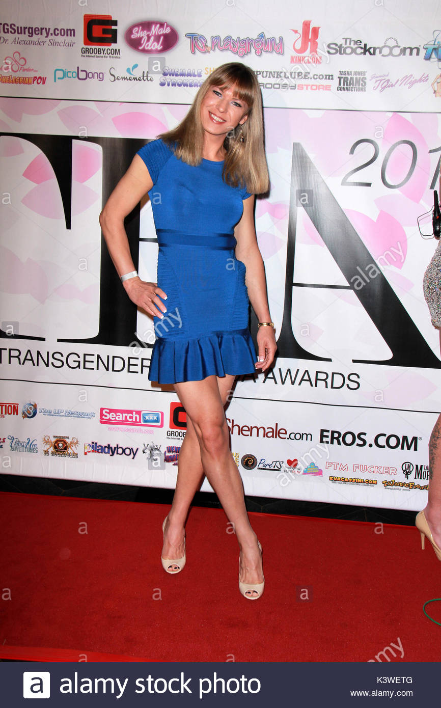 Kylie Maria 2015 Transgender Erotica Awards Held At Avalon In Hollywood Ca