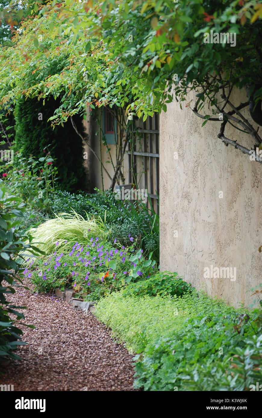 Garden Path The Herb Farm Restaurant Woodinville Wa Usa