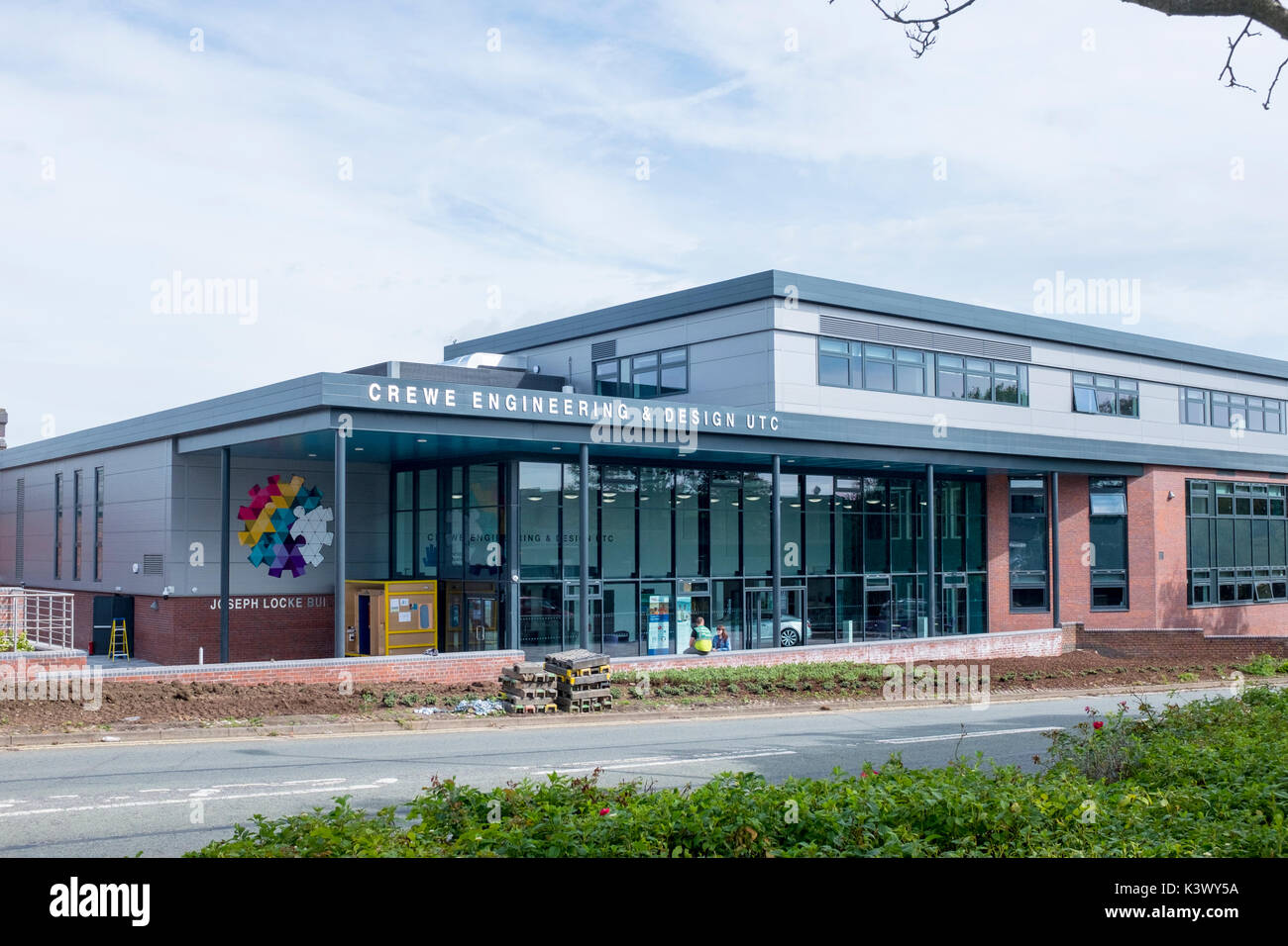 Crewe Engineering And Design Utc High Resolution Stock Photography And Images Alamy