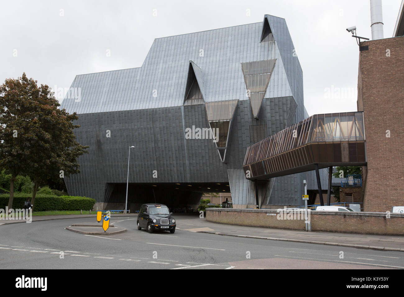 Coventry Sports and Leisure Centre, due for demolition in 2019. - Stock Image