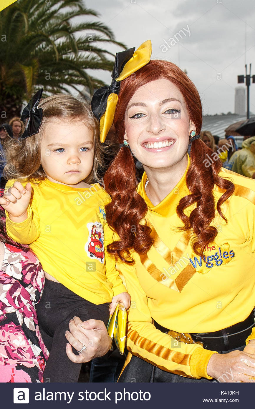 The Wiggles Emma Watkins Stock Photos Amp The Wiggles Emma