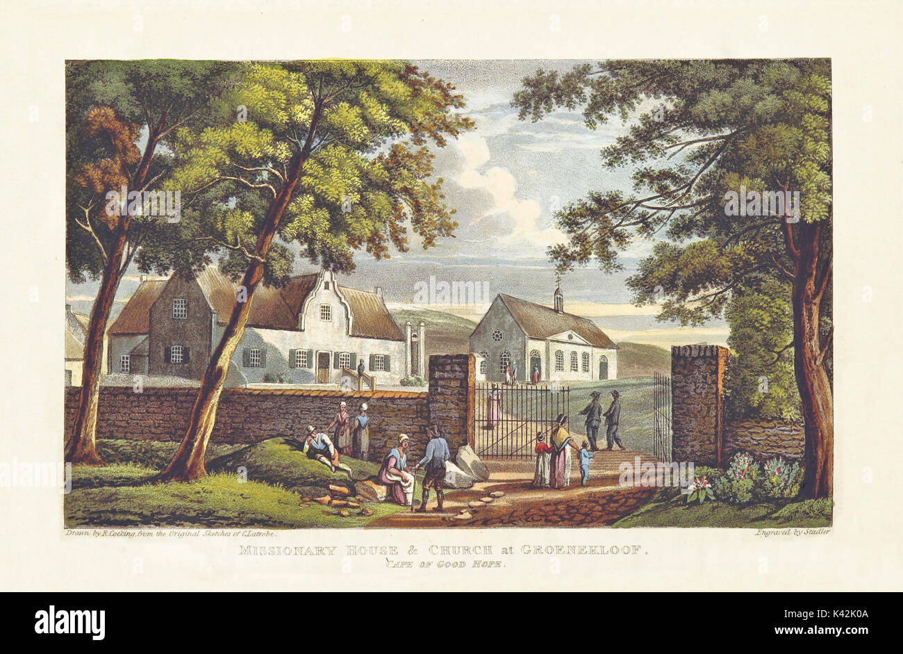 1818 in South Africa