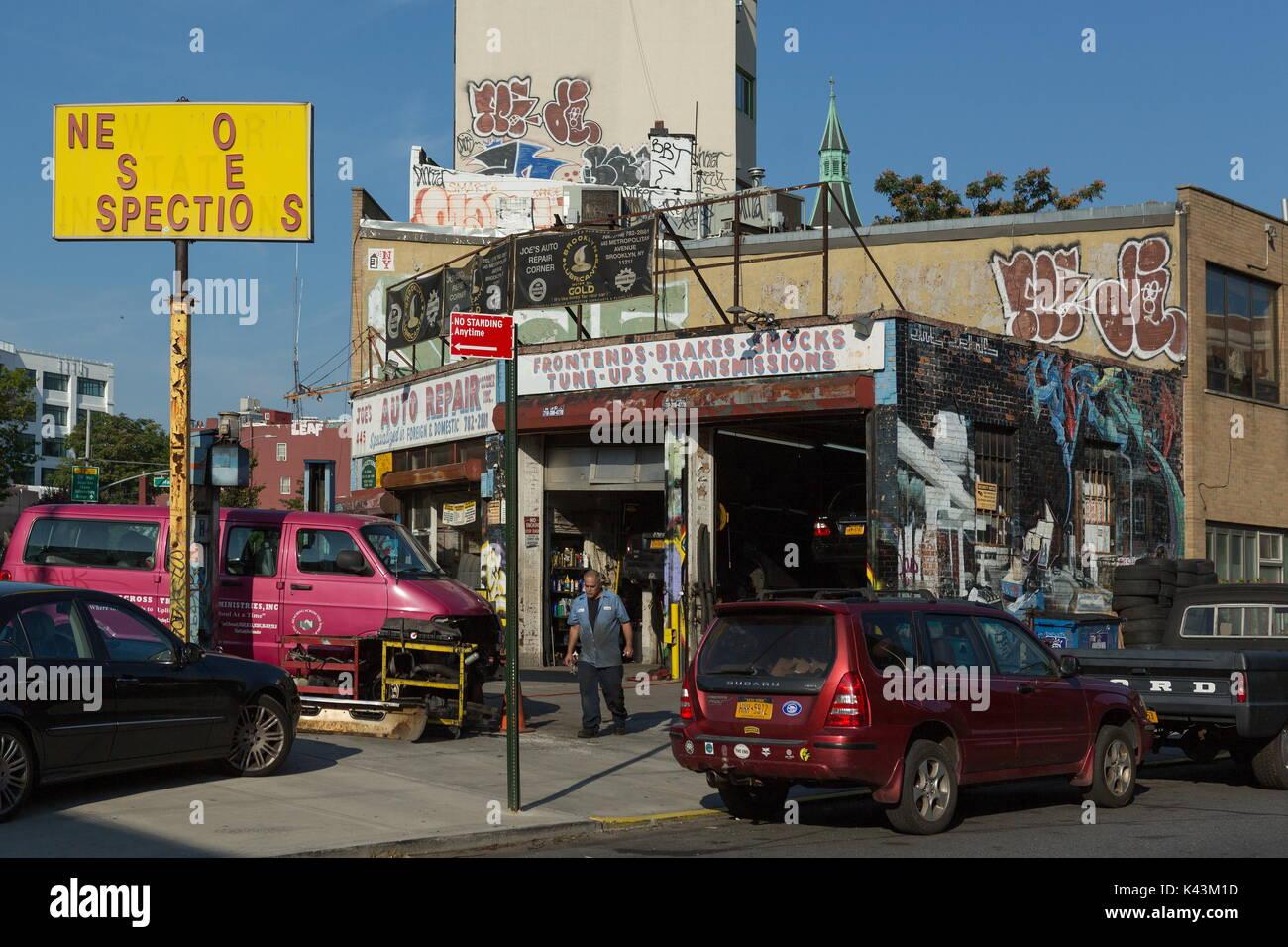 Joes Auto Repair >> Joe S Auto Repair On North 6th Street And Meeker Avenue In