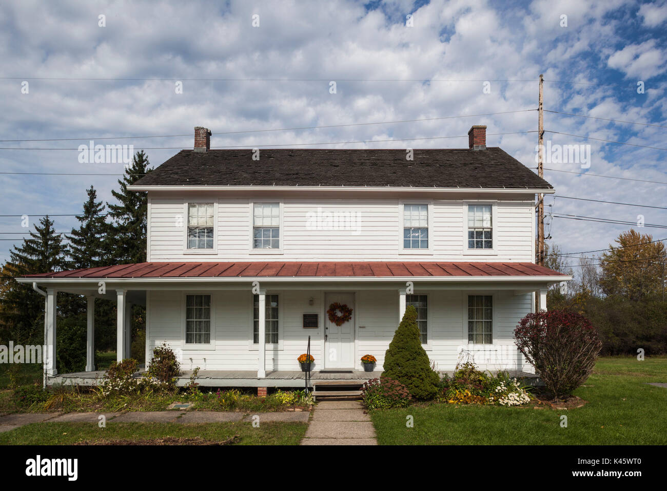 Harriet Tubman Home Auburn New York