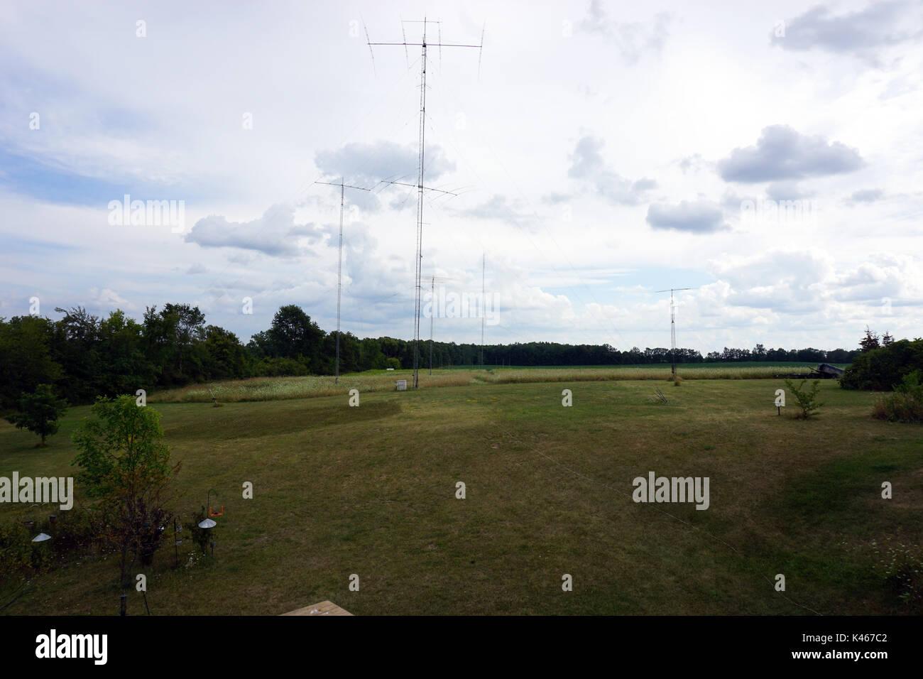 Amateur antenna tower installers sandy oregon