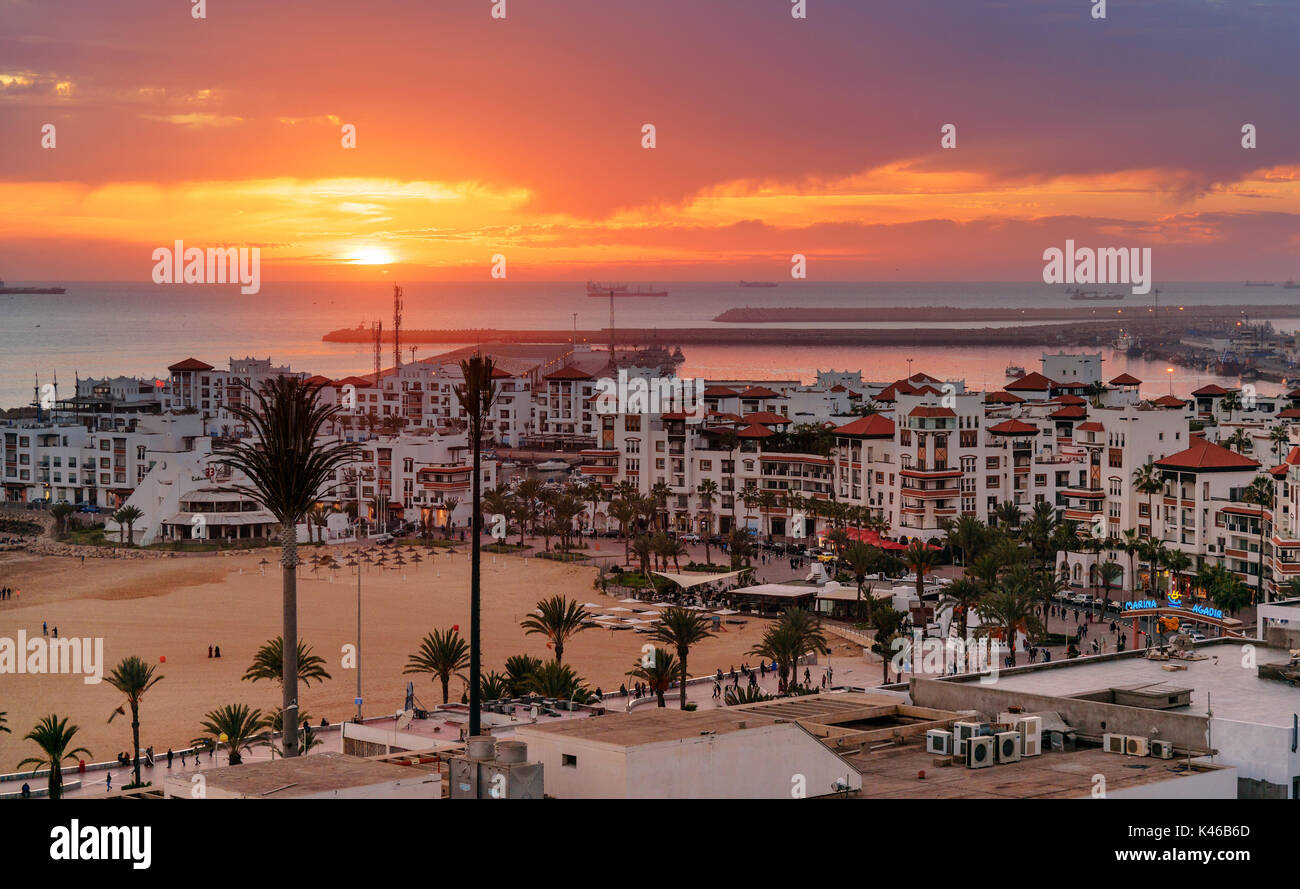 Agadir Morocco High Resolution Stock Photography And Images Alamy