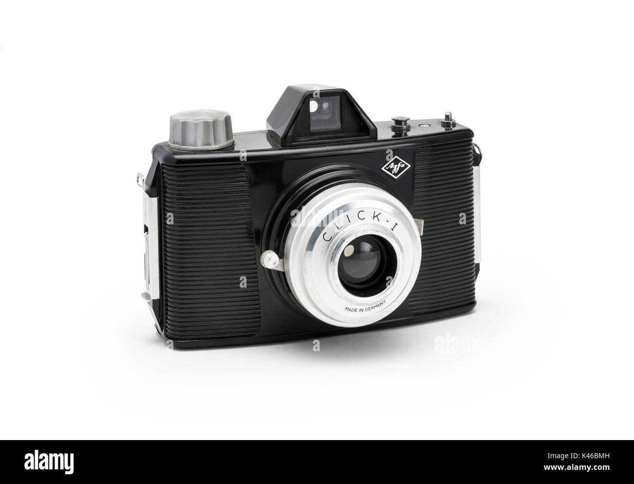 Vintage Agfa 'Click' film camera from the early 1960's - Stock Image