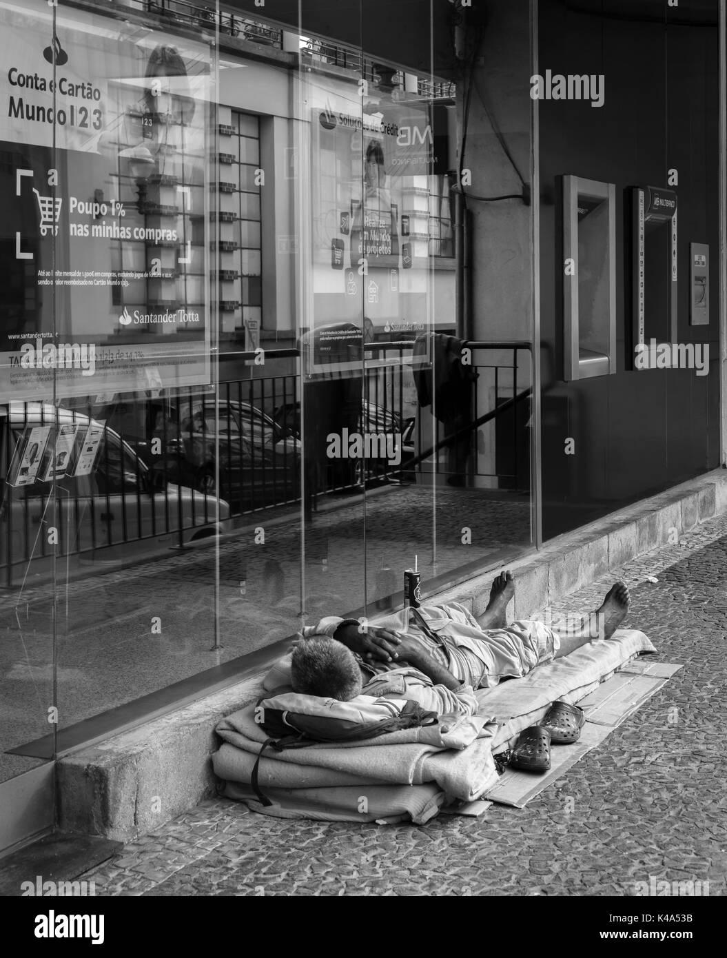 Homeless - Stock Image