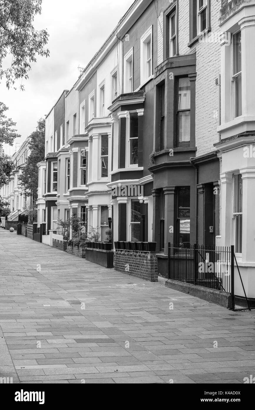 Notting Hill - Stock Image