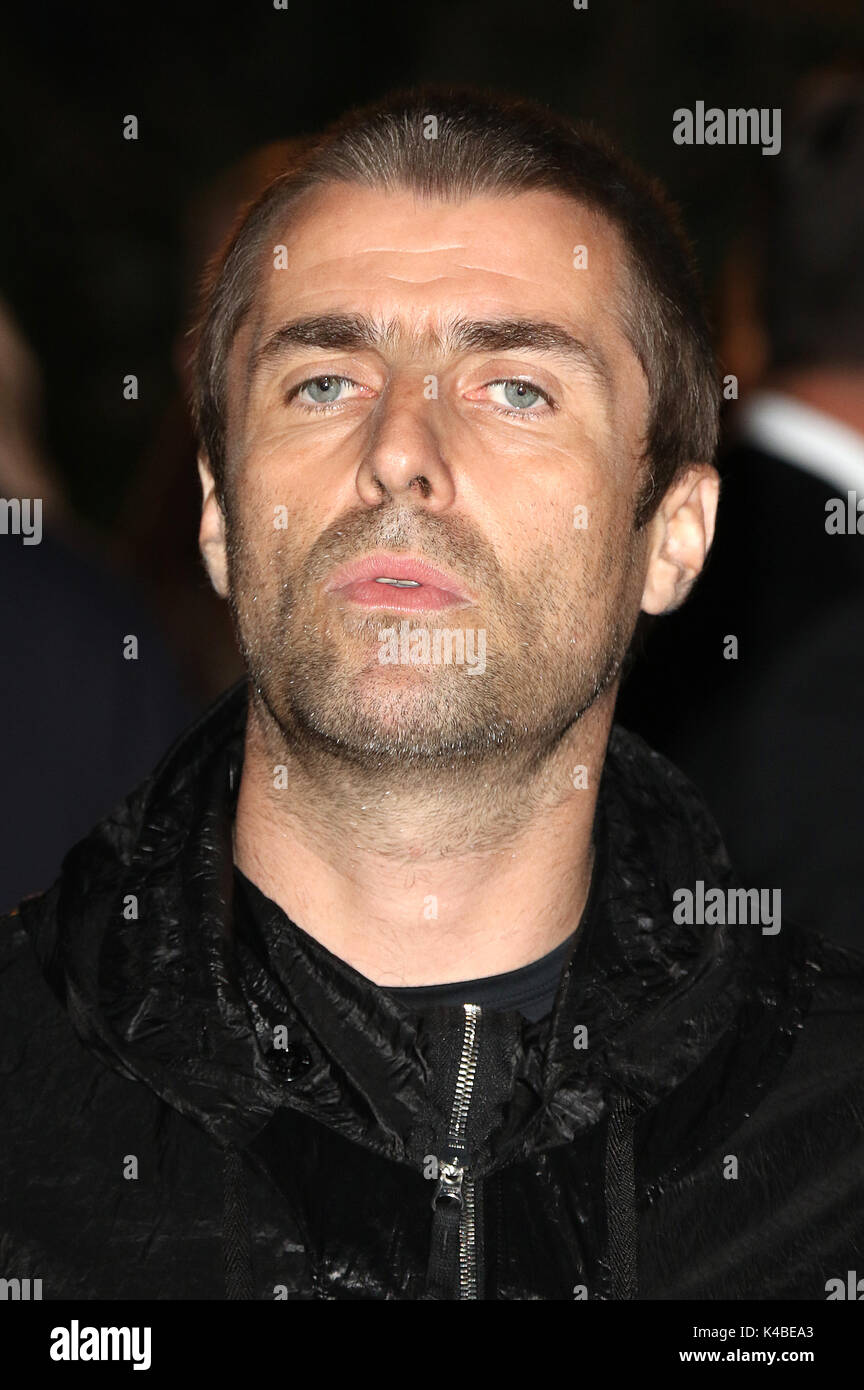 London, UK. 05th Sep, 2017. Liam Gallagher, GQ Men Of The Year Awards 2017, Tate Modern, London UK, 05 September 2017, Photo by Richard Goldschmidt Credit: Rich Gold/Alamy Live News - Stock Image