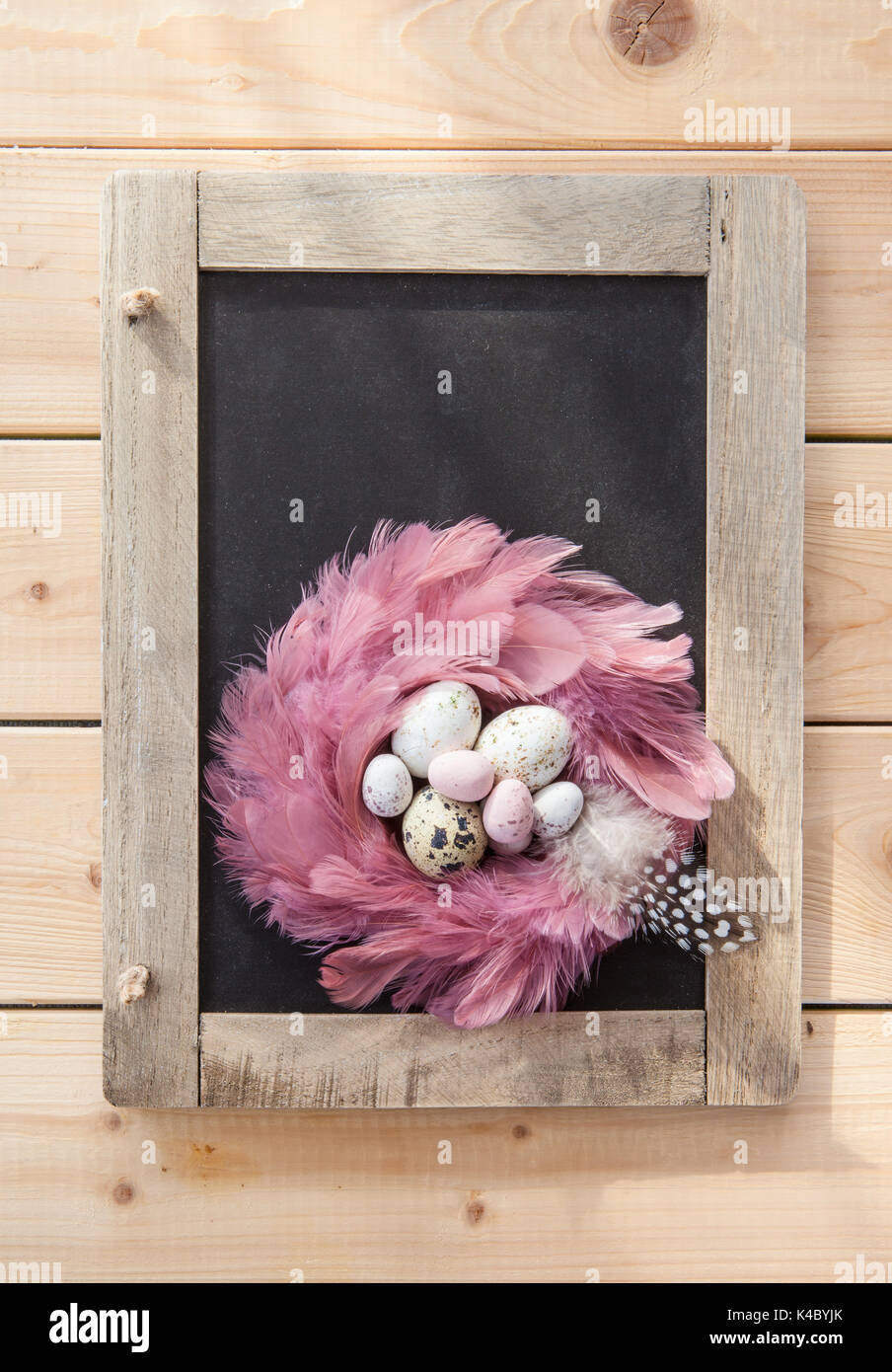Happy Easter - Stock Image
