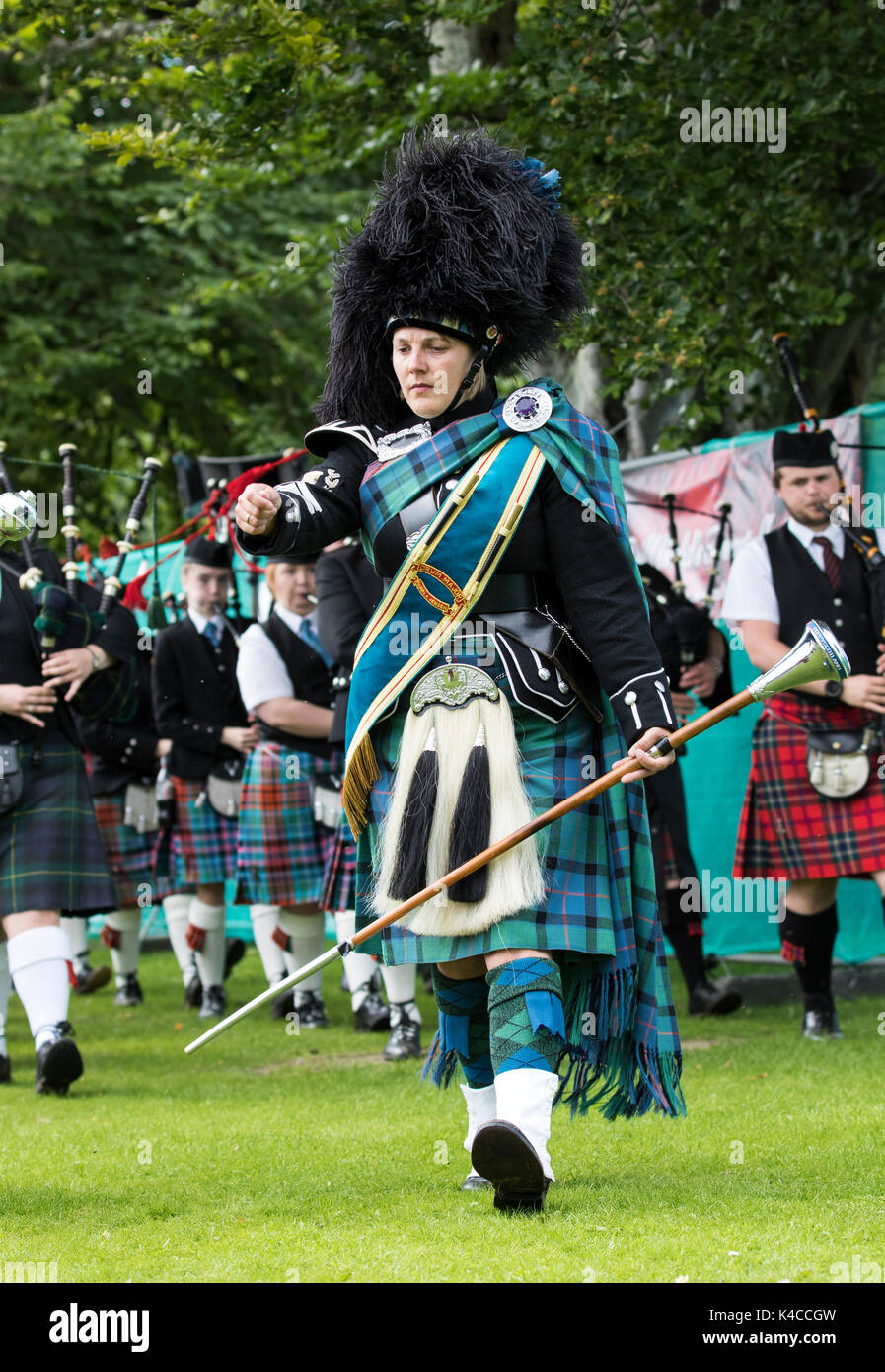 Pipe Band Marching Mac...