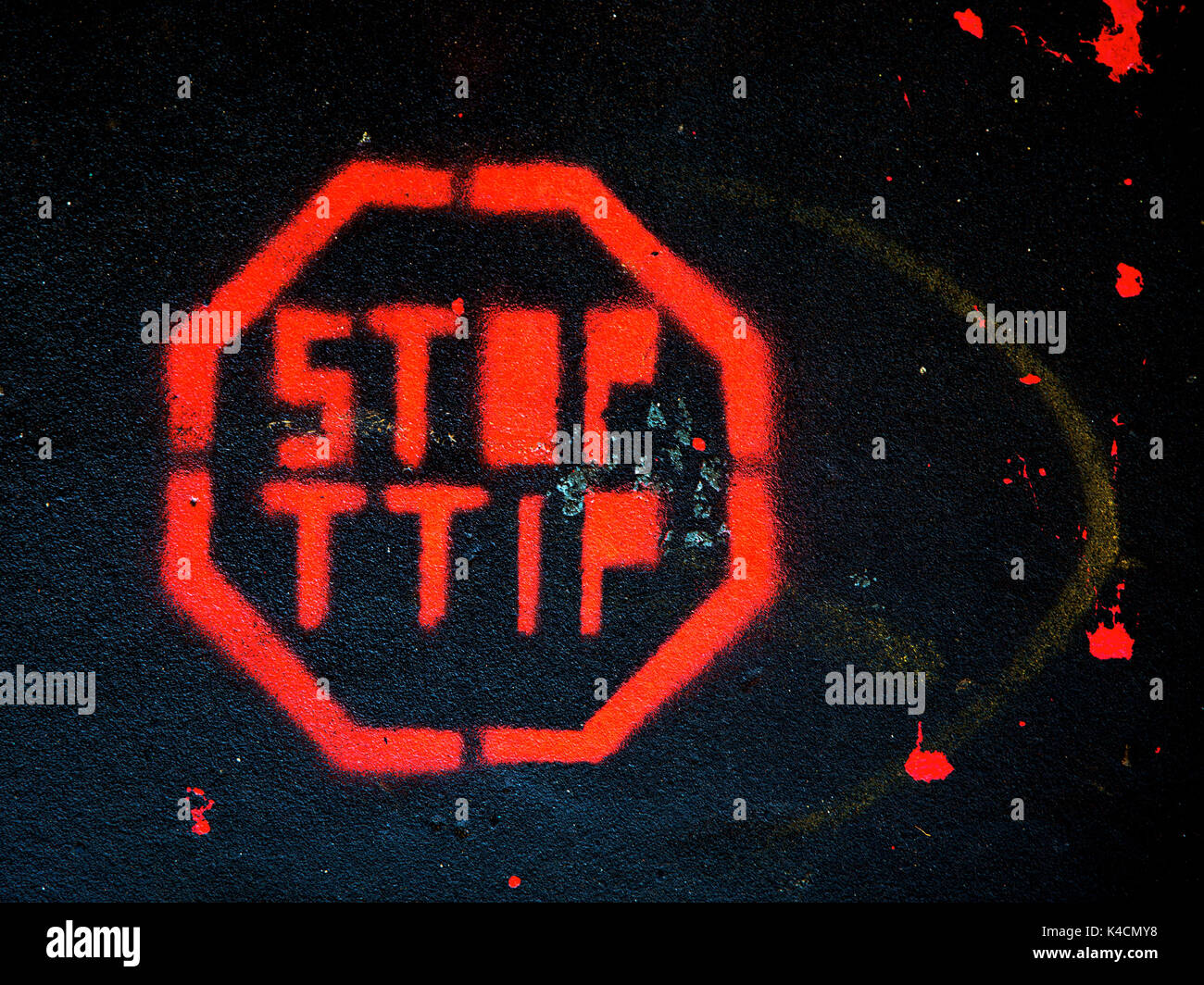 Stop Ttip Stock Photos Stop Ttip Stock Images Alamy