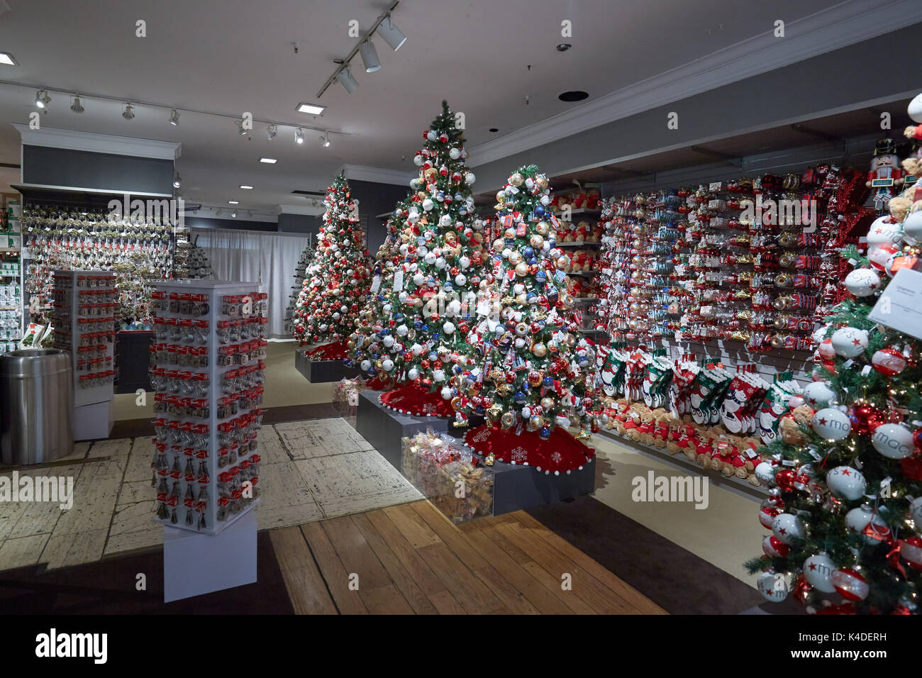Macys Department Store Interior Stock Photos Amp Macys