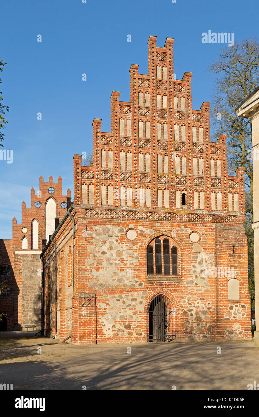 Kloster Stift zum Heiligengrabe, Brandenburg, Germany - Stock Image