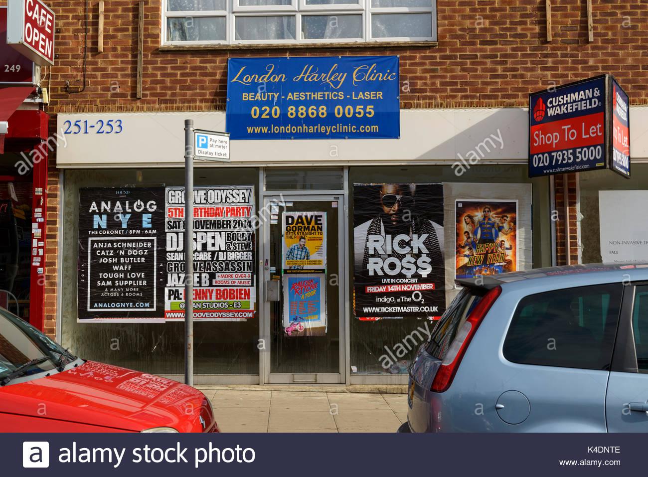 London Harley Clinic, Eastcote, London, England UK - Stock Image