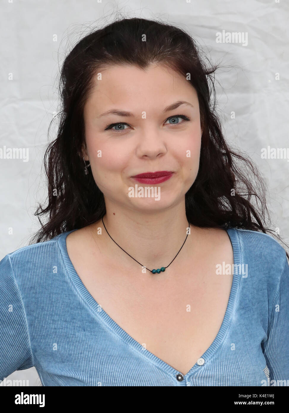 Franziska Zumbusch - Stock Image