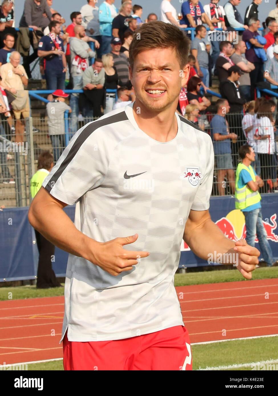 Dominik Kaiser Rb Leipzig - Stock Image
