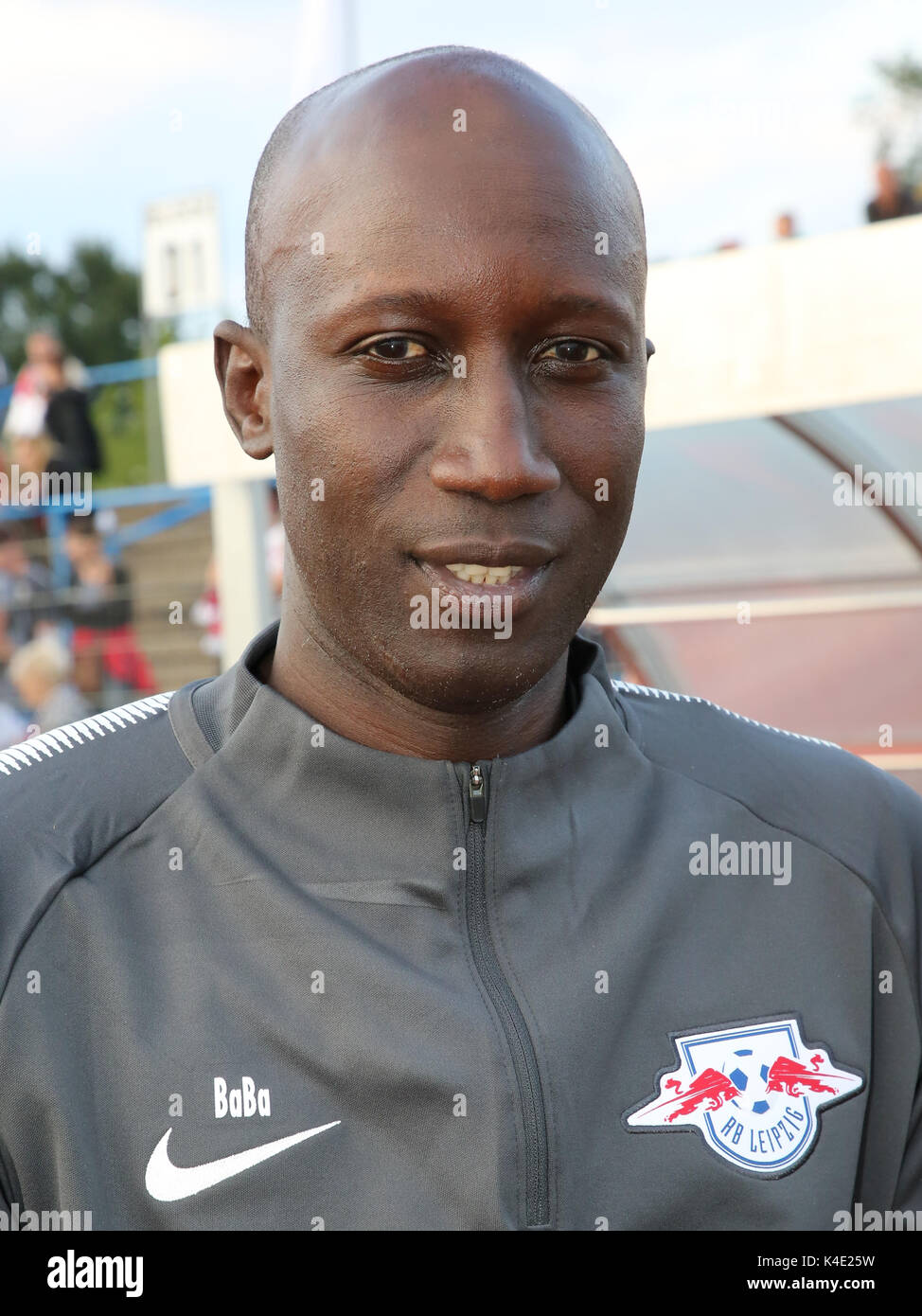 Teammanager Babacar N Diaye Rb Leipzig - Stock Image