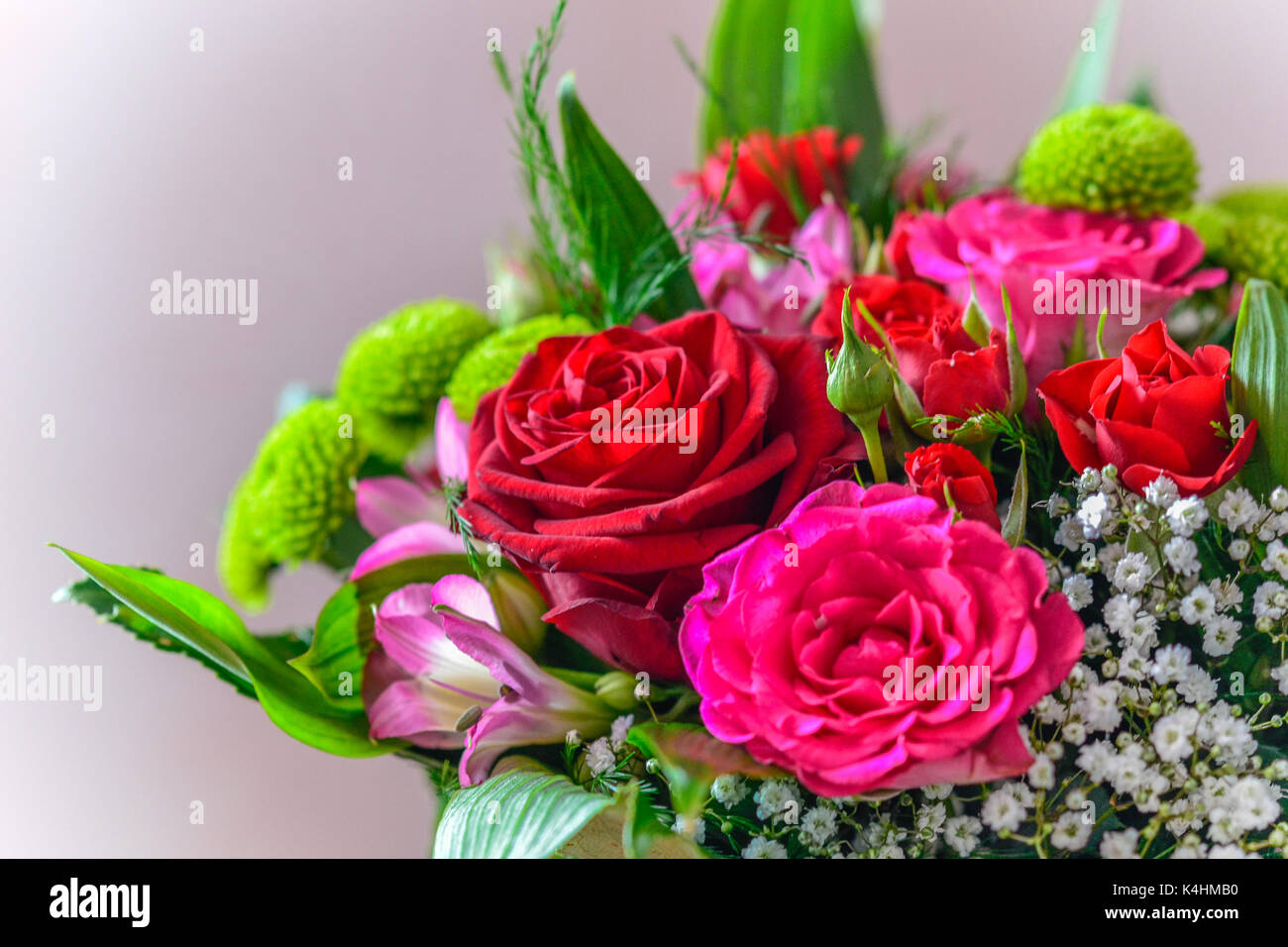 Bunch Of Flowers Stock Photos Bunch Of Flowers Stock Images Alamy
