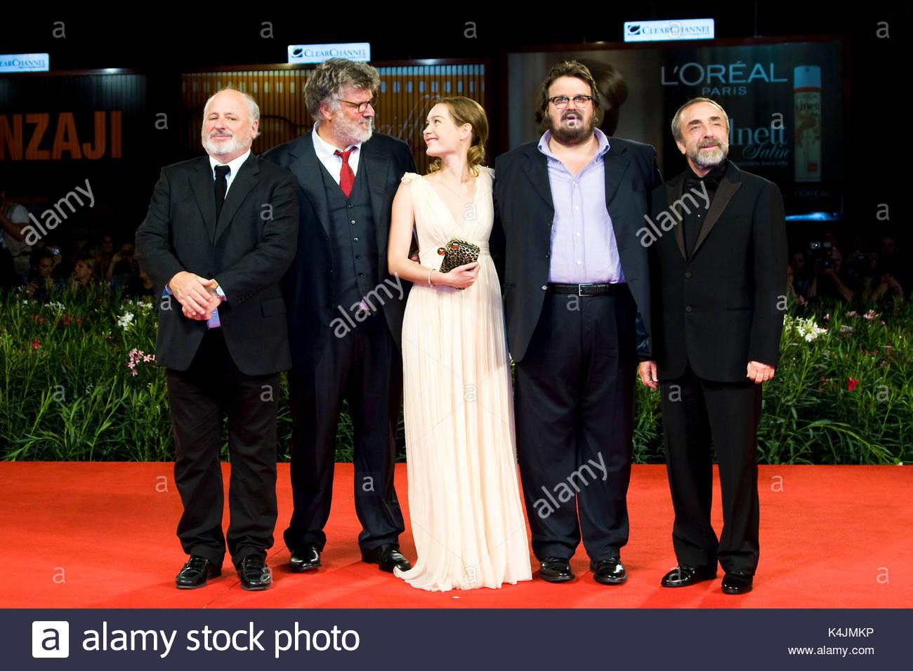 Marco Messeri, Carlo Mazzacurati, Cristiana Capotondi, Giuseppe ...