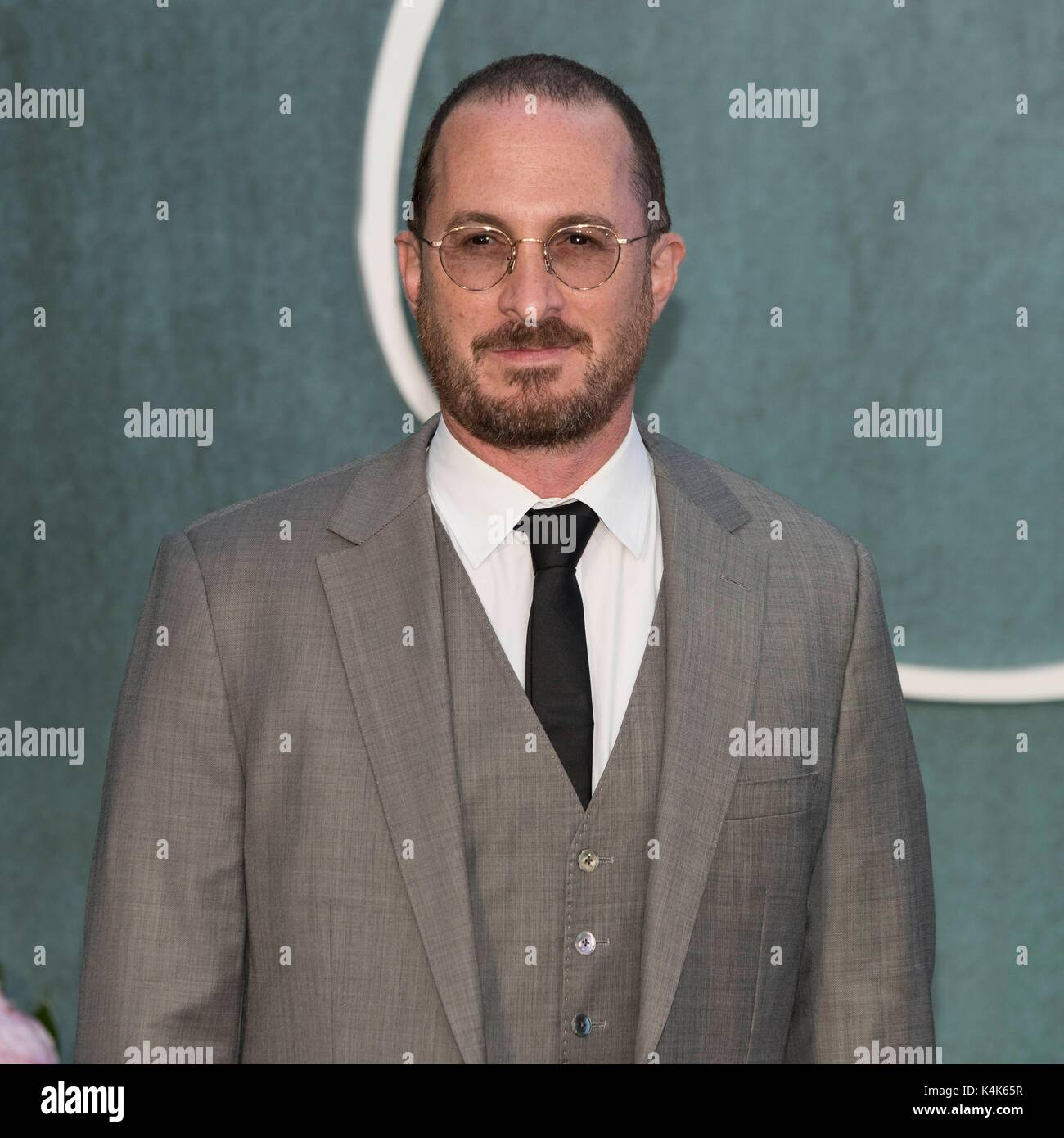 London, United Kingdom Of Great Britain And Northern Ireland. 06th Sep, 2017. Darren Aronofsky attends MOTHER! UK Stock Photo