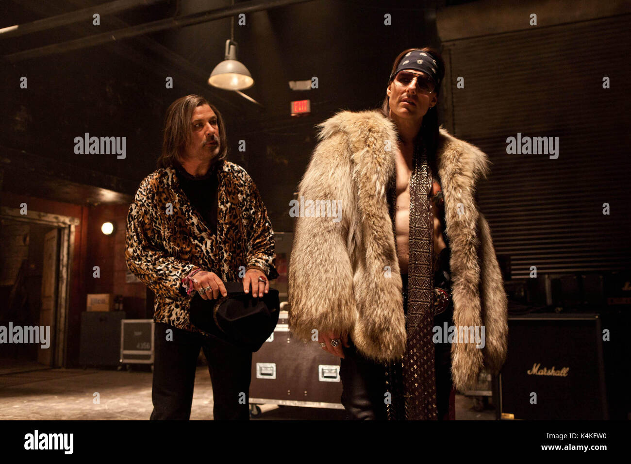 ROCK OF AGES (2012)  ALEC BALDWIN  TOM CRUISE  ADAM SHANKMAN (DIR)  WARNER BROS/MOVIESTORE COLLECTION LTD Stock Photo