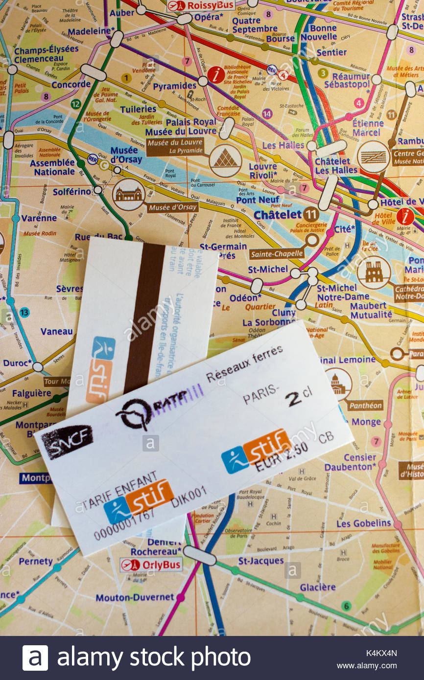 France Railway Map Stock Photos France Railway Map Stock Images
