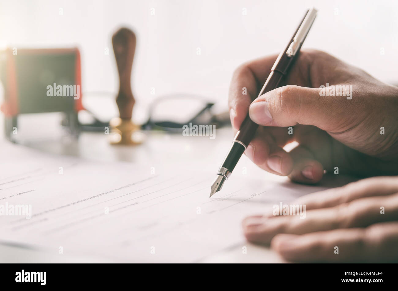 Law Office Accounting Stock Photos & Law Office Accounting