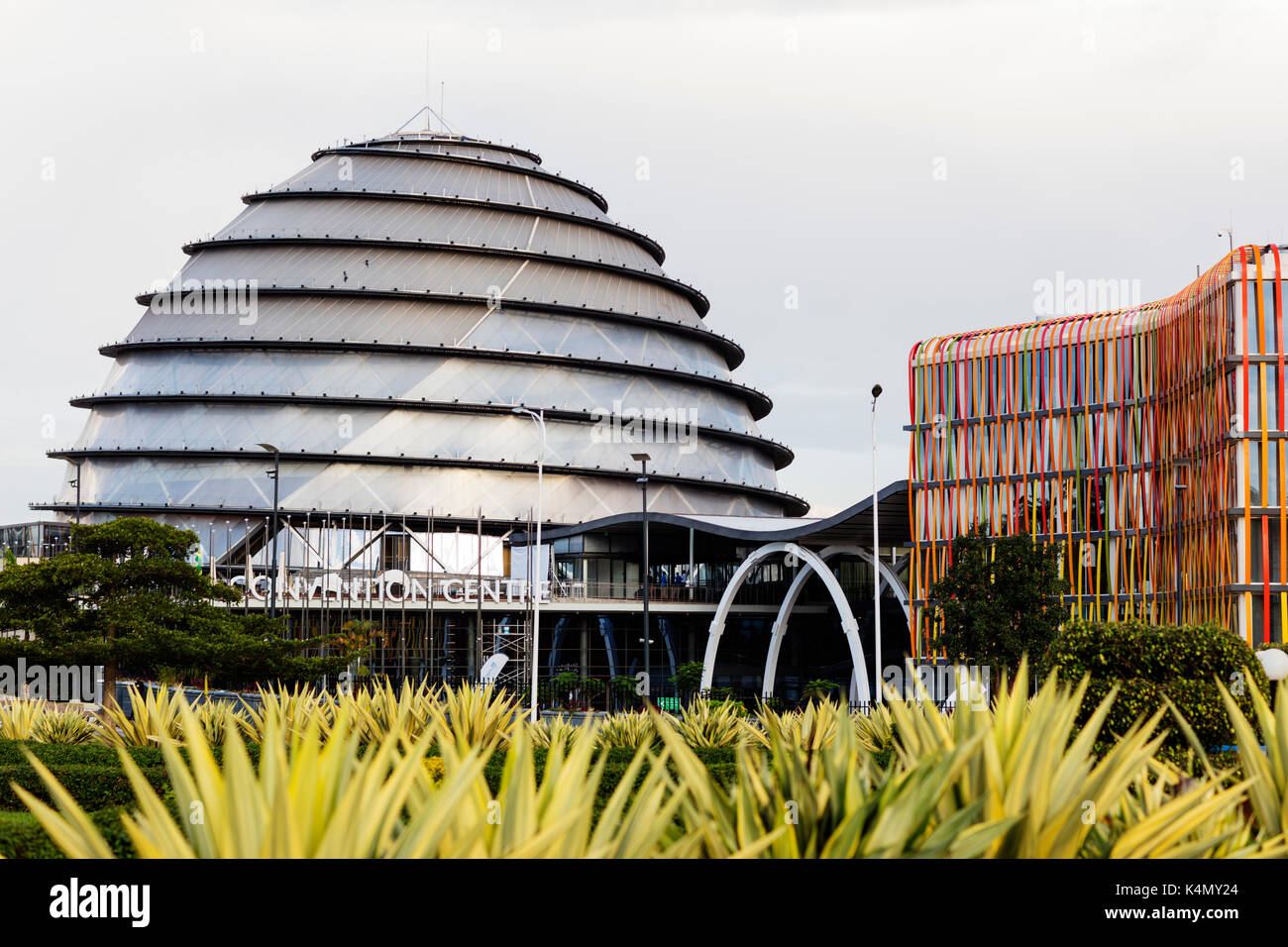 Radisson Hotel and Convention Center, Kigali, Rwanda, Africa - Stock Image