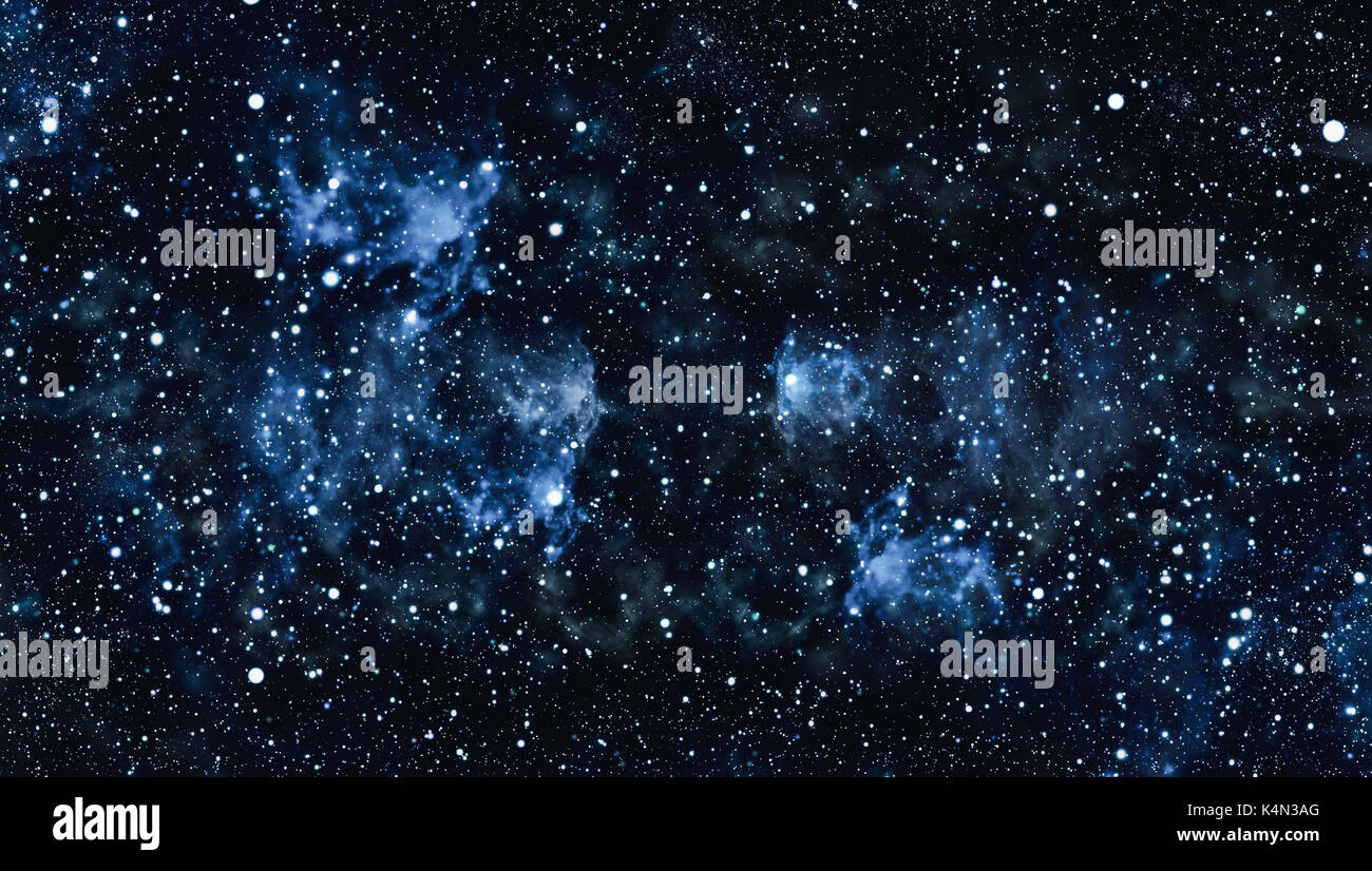 abstract space background - Stock Image