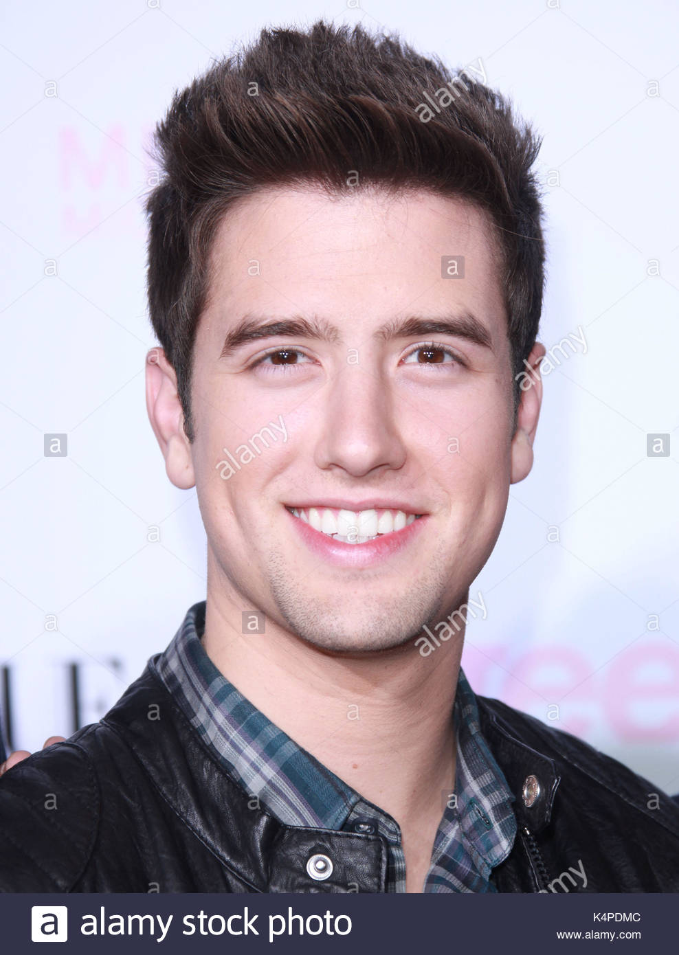 Logan Henderson. Arrivals at the 8th Annual Teen Vogue ...