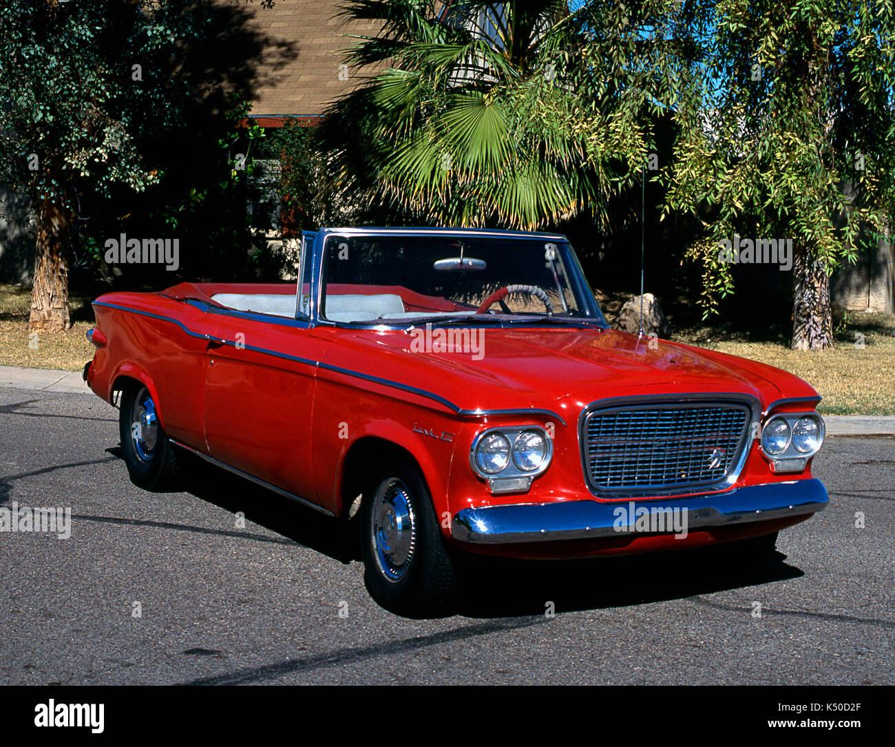 1962 Studebaker Lark Regal - Stock Image