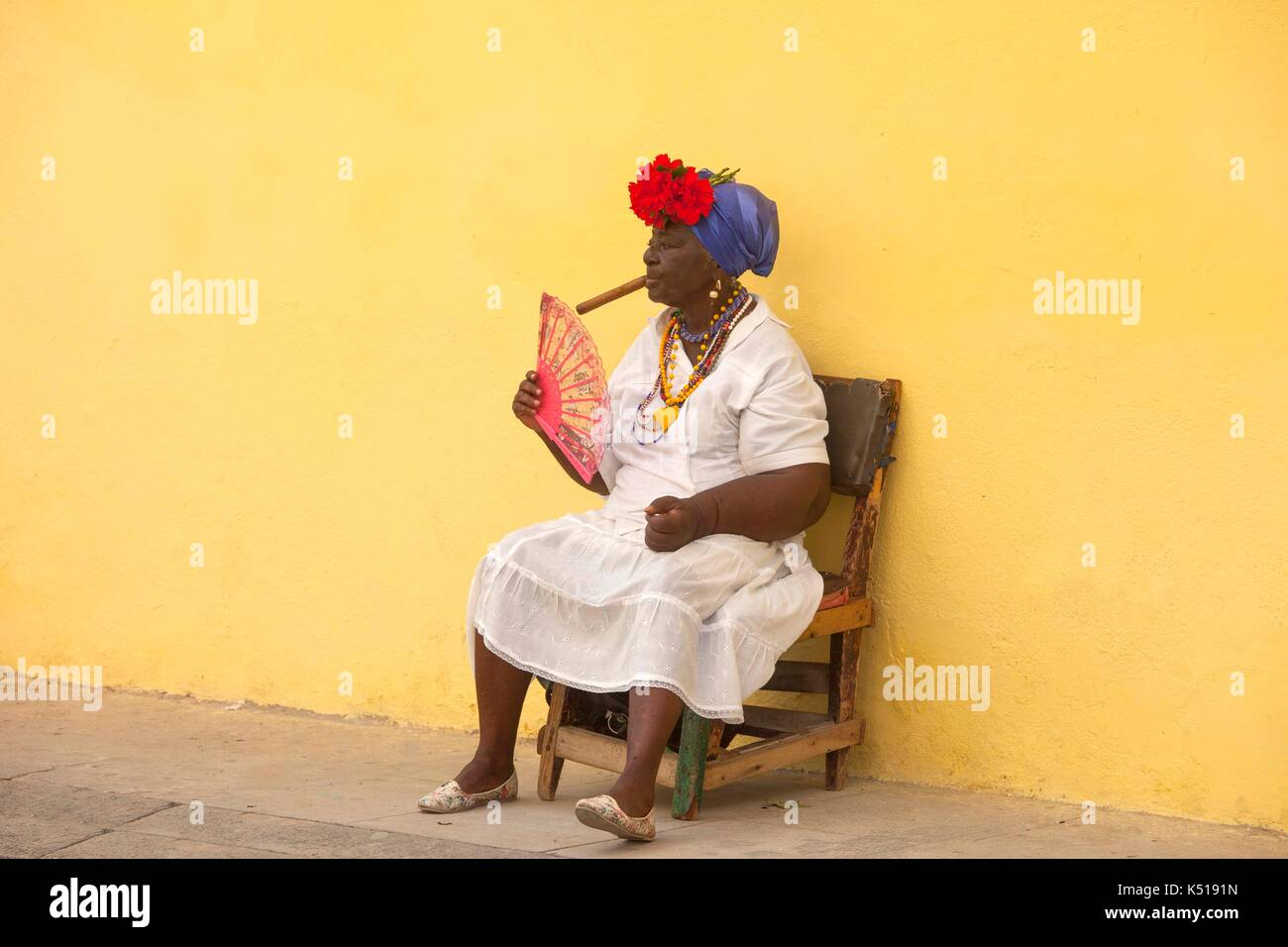 Cuban Culture, Cuab - Stock Image