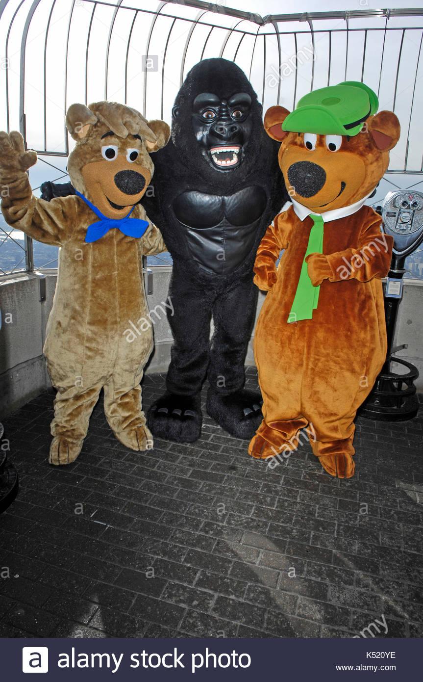 Yogi And Boo Boo Costumes & Bears C&ing Registration