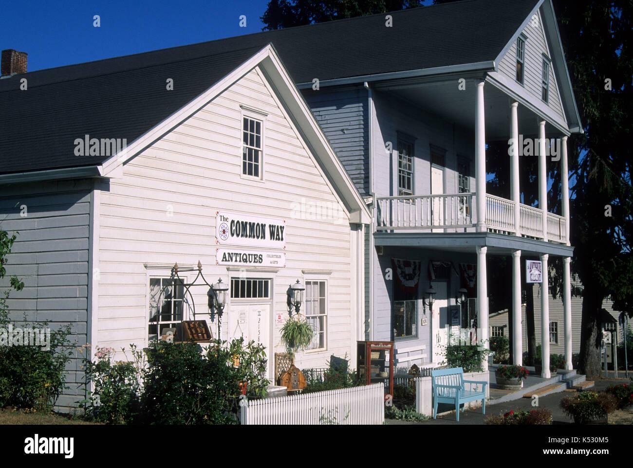 aurora oregon antique stores Antique store, Aurora, Oregon Stock Photo: 158033013   Alamy aurora oregon antique stores