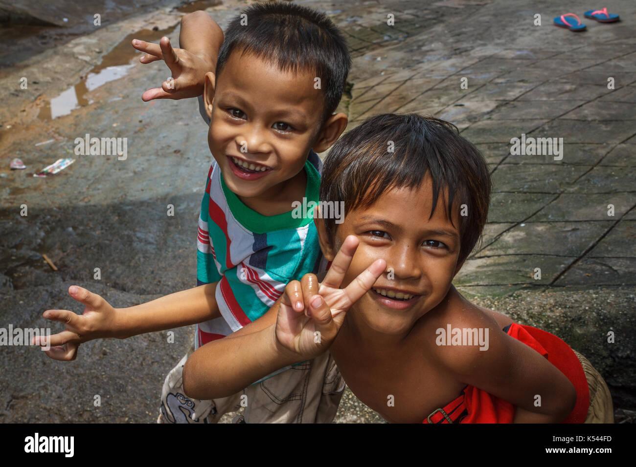 Cambodia Boy Child Stock Photos & Cambodia Boy Child Stock