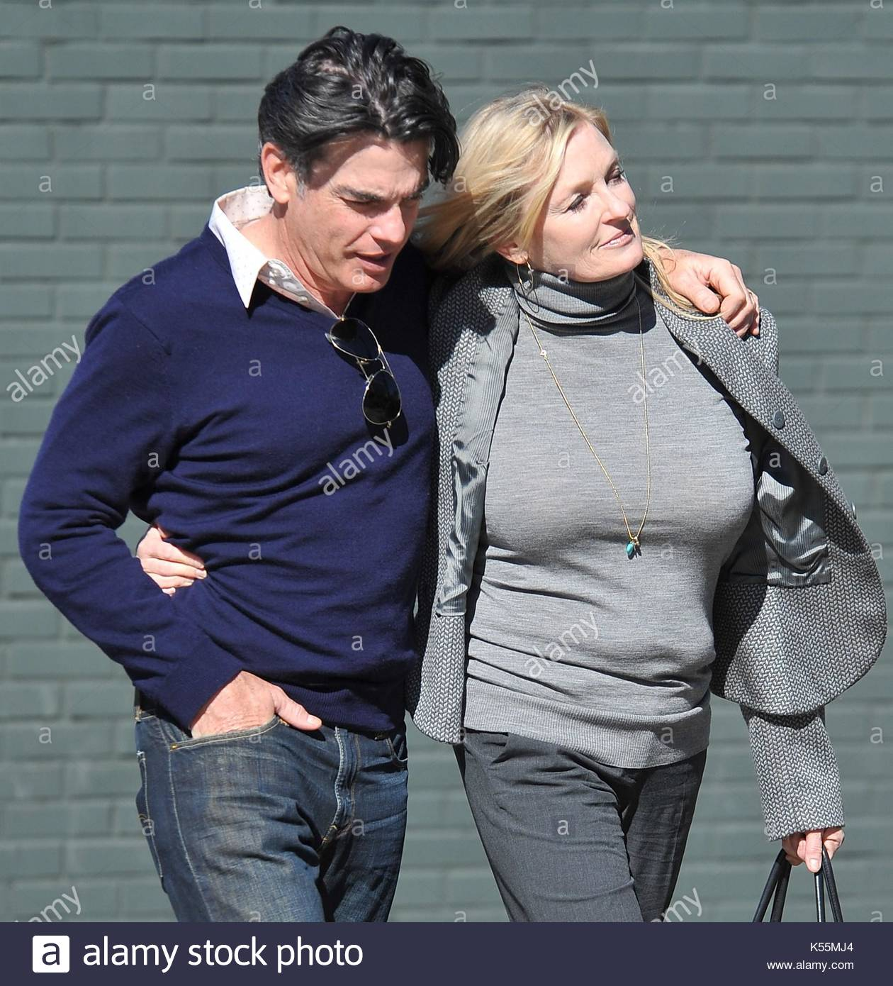 peter gallagher and wife paula peter gallagher and wife
