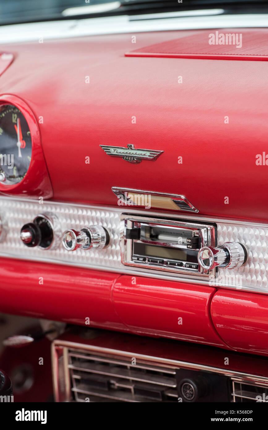1950s Car Interior Stock Photos Amp 1950s Car Interior Stock