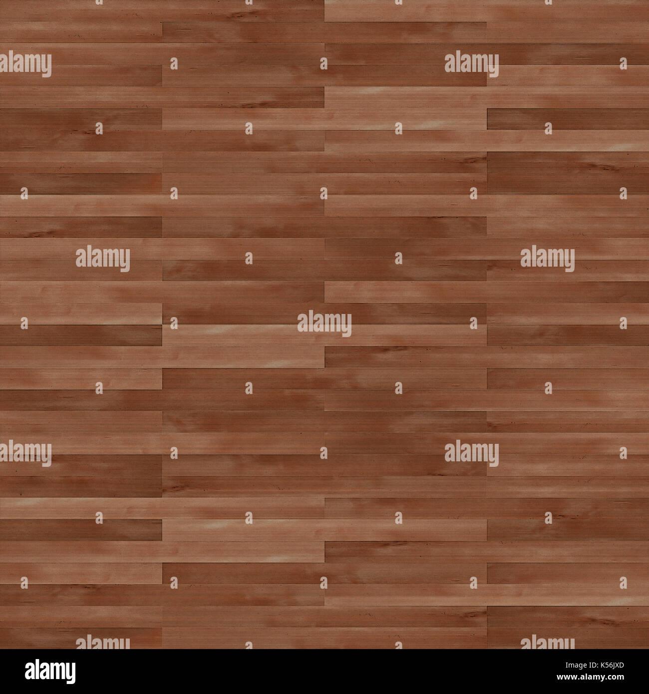 Seamless parquet board - Stock Image