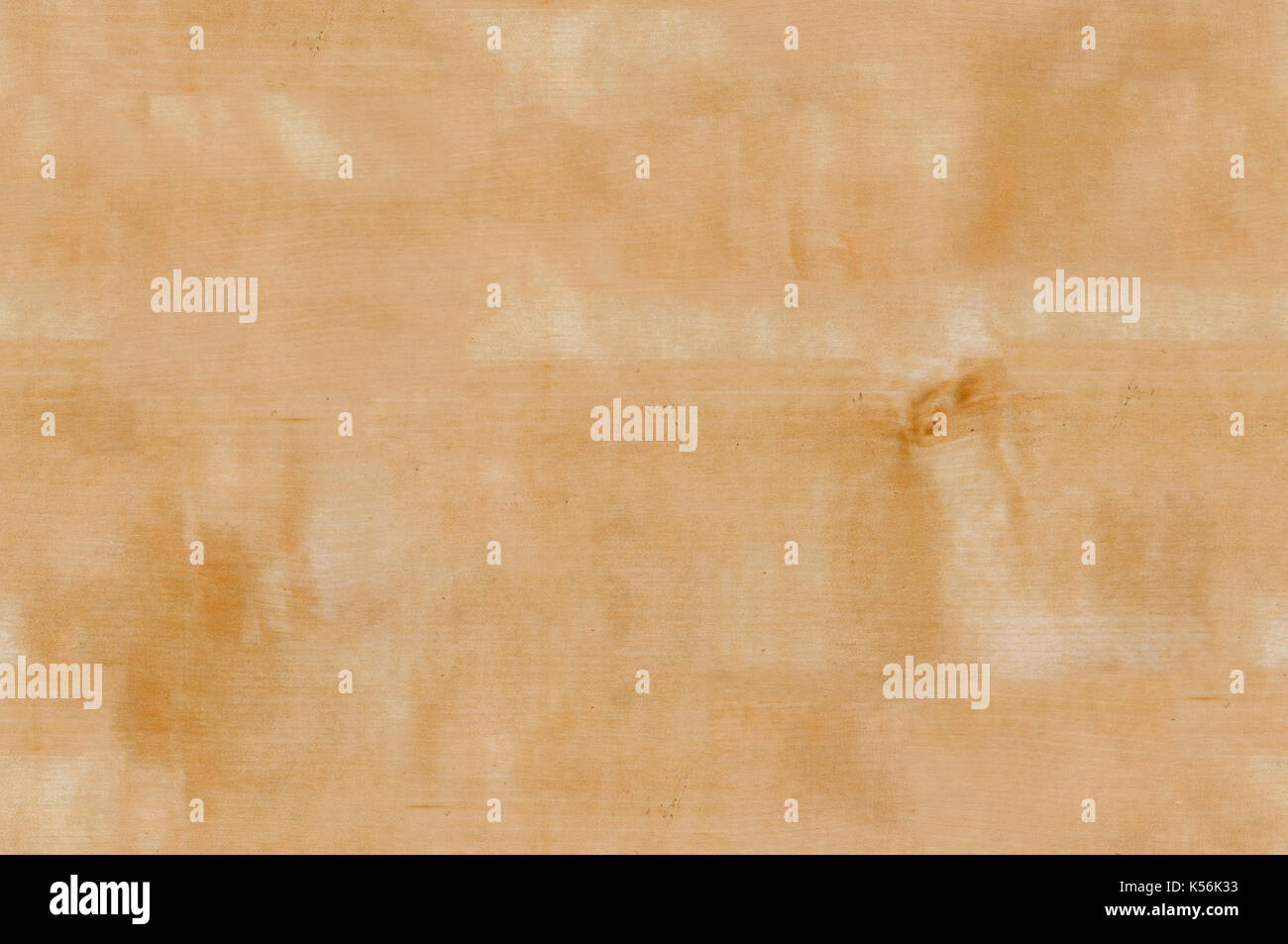Seamless natural wood texture - Stock Image