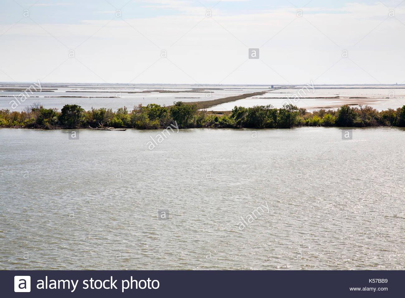 port saint louis du rhone, camargue, france - Stock Image