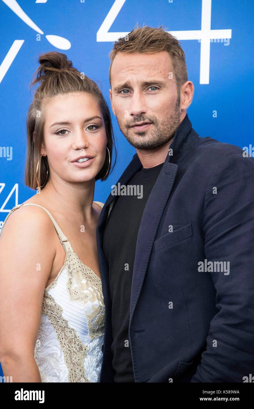 Matthias schoenaerts girlfriend