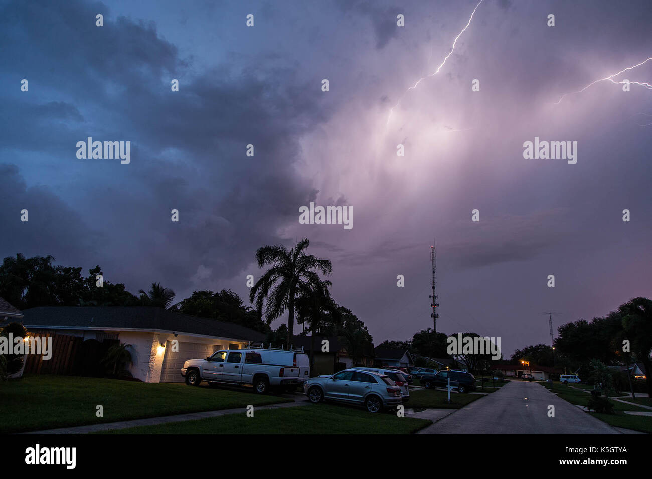 Tornado Warning Stock Photos & Tornado Warning Stock Images