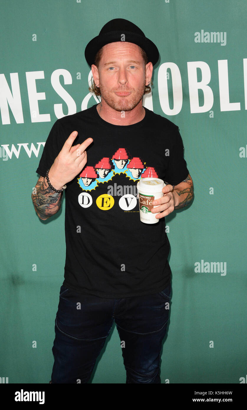 Corey Taylor Signs Copies Of His New Book America 51 A Probe Into