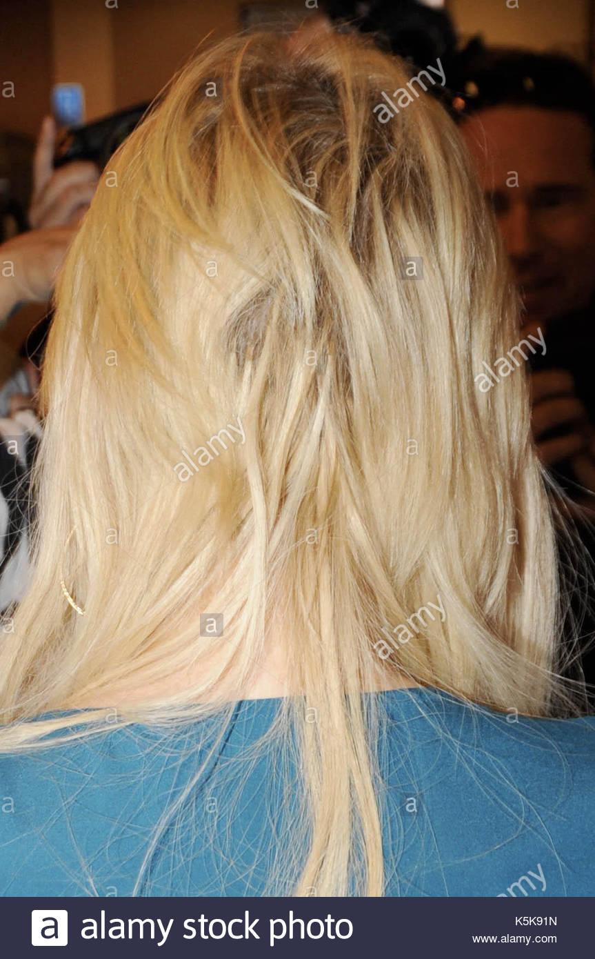Paris Hilton Paris Hilton Whose Hair Extensions Look Like They Did