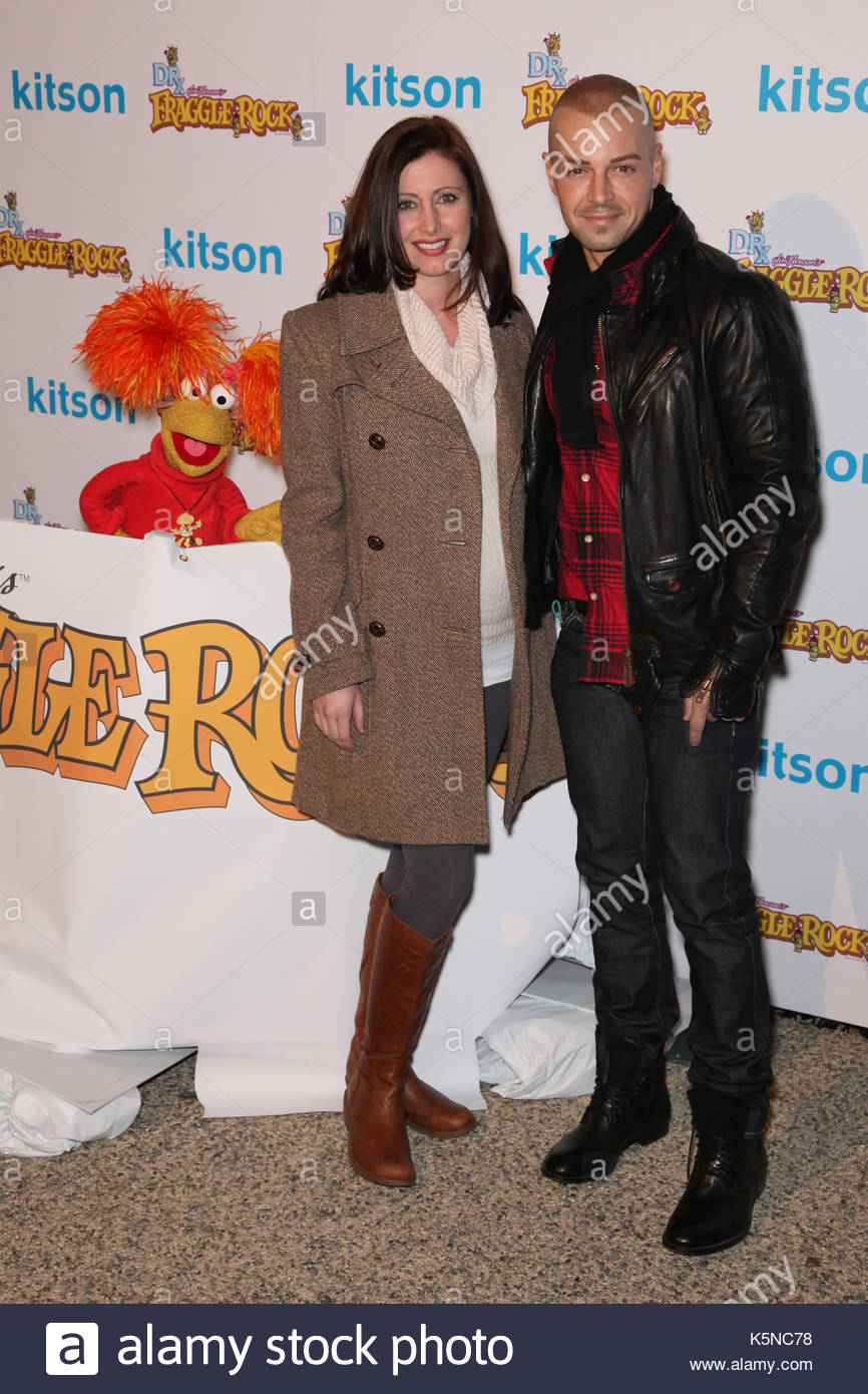 Celebrities attend a showcase of The Dr. Romanelli Fraggle Rock Clothing Collaboration and The Anita Ko Fraggle Rock Costume Jewelry Collection and Toy ...  sc 1 st  Alamy & Chandi Yawn-Nelson Joey Lawrence. Celebrities attend a showcase of ...